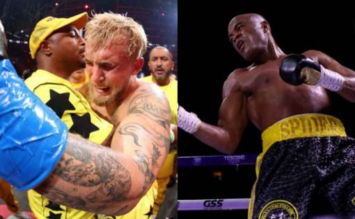 UFC Fighters Along With Boxers and Fans Argue That Jake Paul vs Anderson Silva Is the Fight to Make