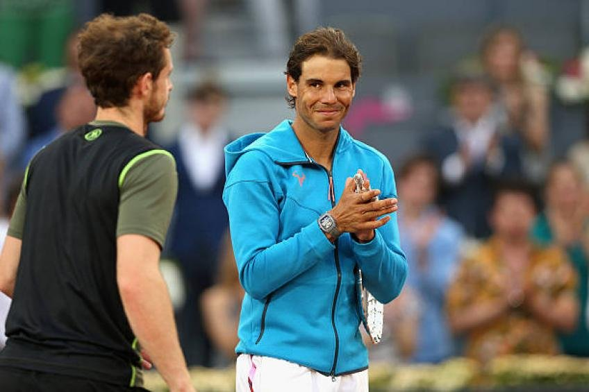 Now It S A Good Time Andy Murray Advices Rafael Nadal To Have Kids Essentiallysports