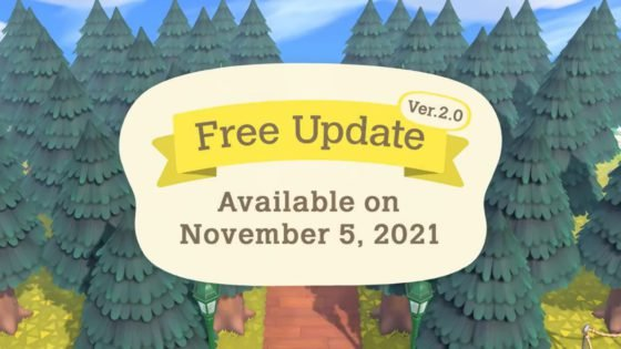 Animal Crossing: New Horizons- Exciting New Items Seemingly Discovered in Update 2.0