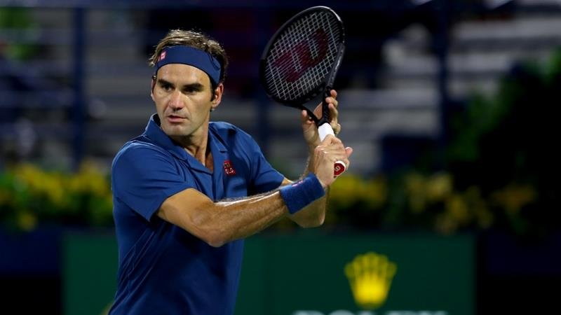 Roger Federer beat Stefanos Tsitsipas to win the historic title