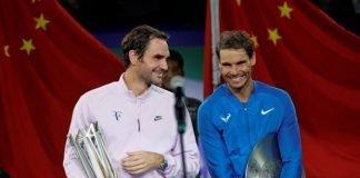 Federer responds