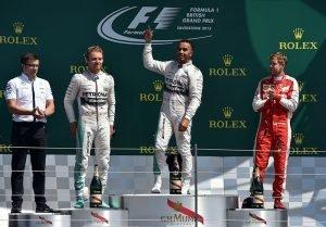 Lewis Hamilton's best performances