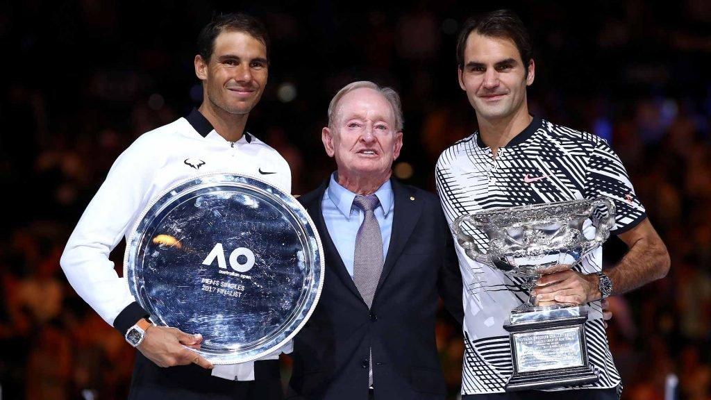 Australian Open men's singles draw