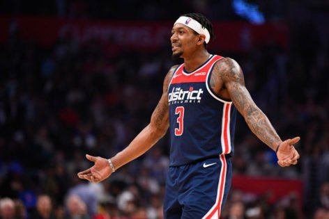 """""""Popularity Contest"""": Wizards Star Bradley Beal Expresses Disappointment Over All-Star Snub"""