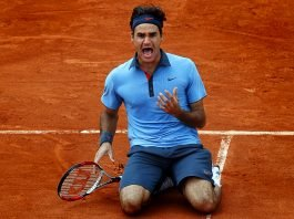 Roger Federer defeated Soderling 6-1, 7-6,6-4 in the final.