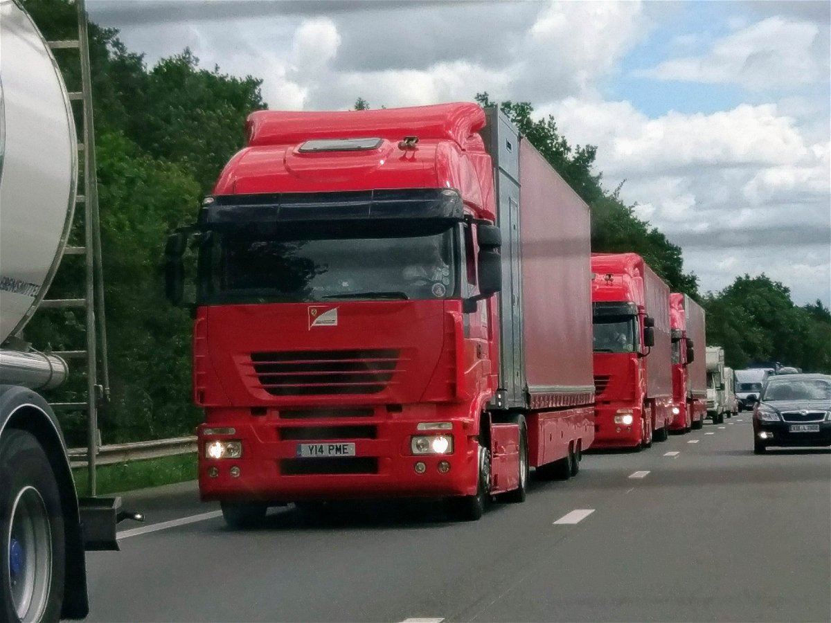 Scuderia Ferrari Discovered Stowaways in Their Transporter