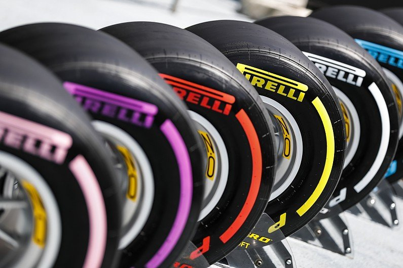 Formula one keeps Pirelli as sole tire supplier until 2023