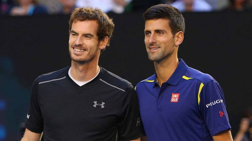 Novak Djokovic And Andy Murray Have An Intense Conversation On Goat In Tennis Essentiallysports