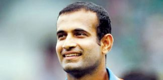 Irfan Pathan's cricketing career