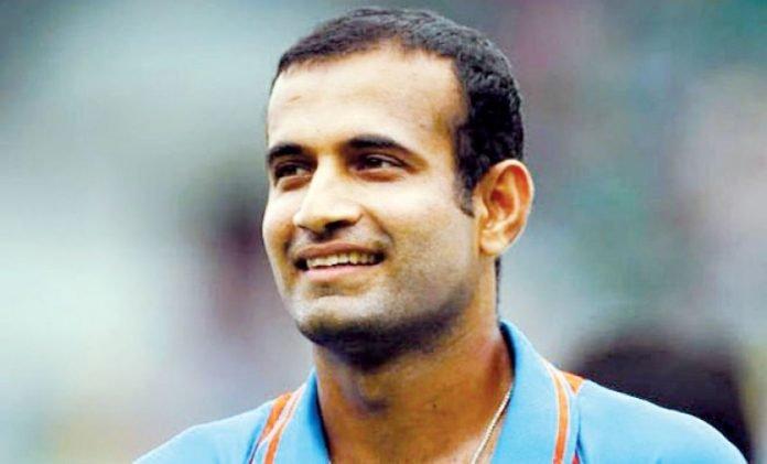 Irfan Pathan's cricketing career