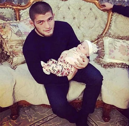 The Mystery Behind The Never Seen Wife Of Khabib Nurmagomedov Essentiallysports