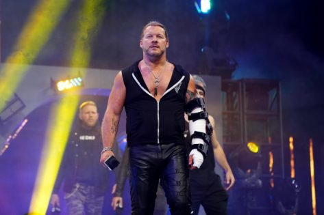 Chris Jericho and Sting Hang Out With NBA All-Star Giannis Antetokounmpo of the Milwaukee Bucks After AEW Dynamite