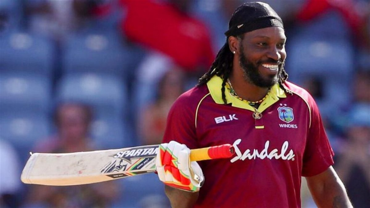 Chris Gayle Breaks yet Another Record, becomes Leading West Indian ...