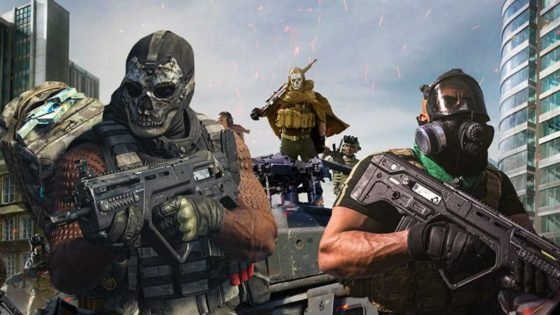 Call of Duty: Warzone Players Want the 'Halloween Event' Back With an 80's Twist