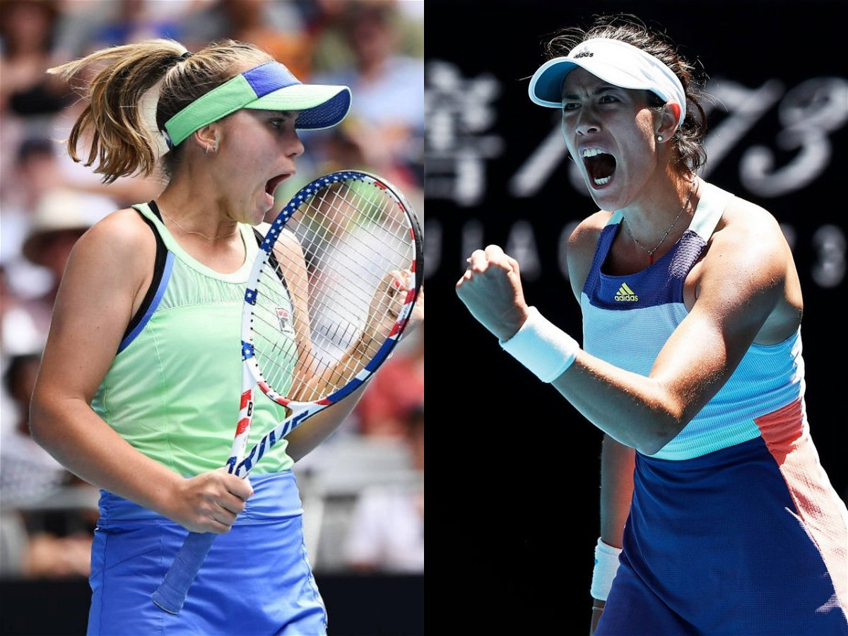 Australian Open 2020 Finals Sofia Kenin Vs Garbine Muguruza Preview And Prediction Essentiallysports