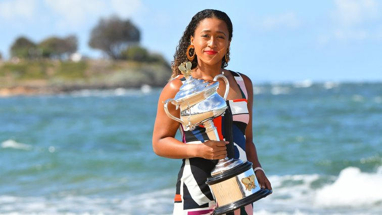 Naomi Osaka becomes Asia's first WTA No.1
