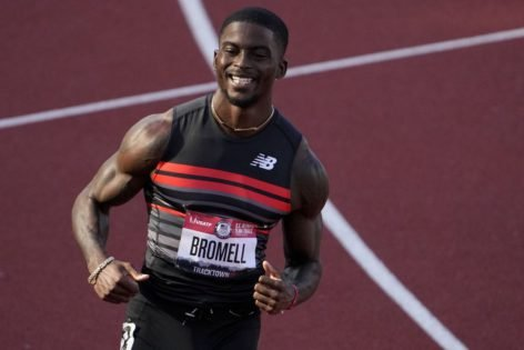 """""""You Won't Run Fast""""- USA 100m Star Trayvon Bromell's Incredible Comeback Story on the Road to Tokyo Olympics 2020"""