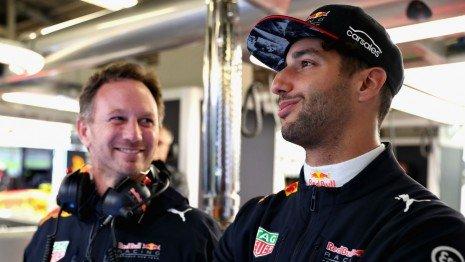 'That's not true' - Ricciardo dismisses talk of pre-agreed contract with Ferrari