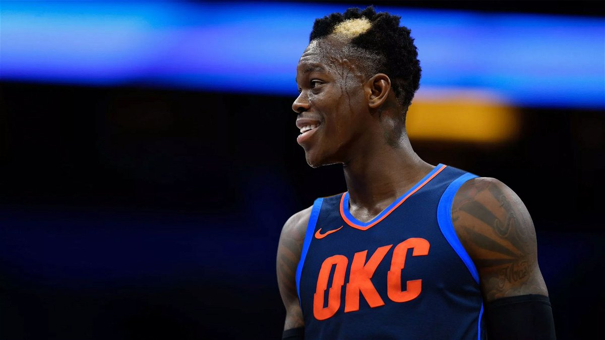 Dennis Schroder seemingly approves of trade to Thunder