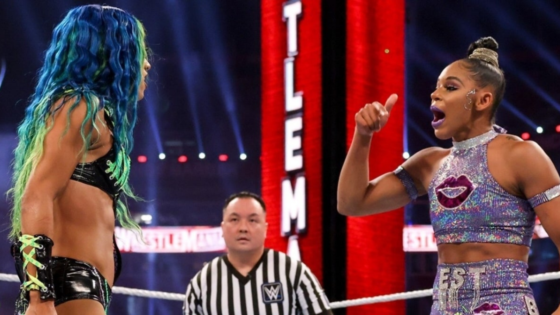 Bianca Belair Accepts Sasha Banks' Challenge for a Title Match at WWE SummerSlam 2021!