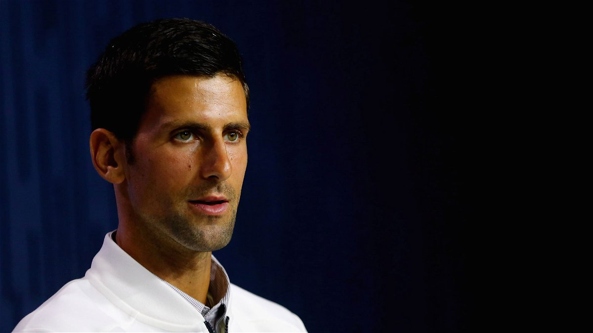 Federer Falls, Djokovic Wins in Cincinnati