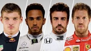 Hamilton's top 3 rivals