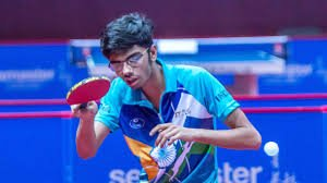 Manav Thakkar Tops U 18 Table Tennis Rankings Essentially