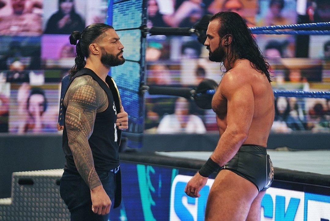 Drew McIntyre Vs Roman Reigns: Winner Revealed At WWE Survivor Series 2020 2