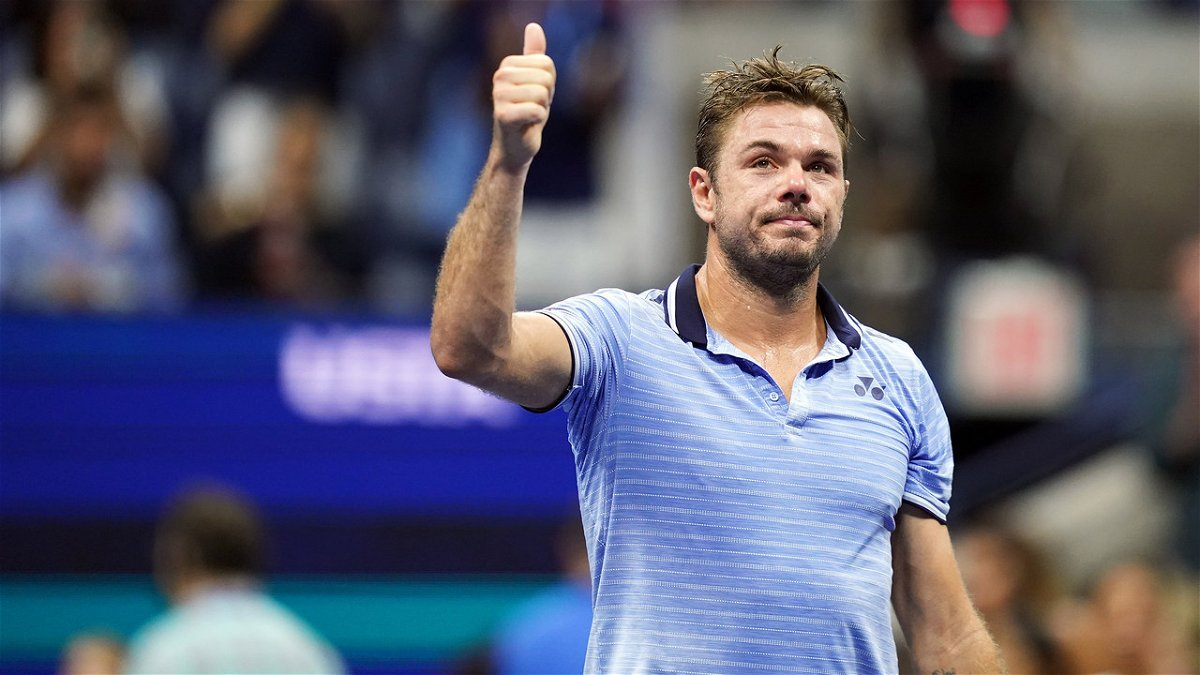 Stan Wawrinka (Photo by Shea Kastriner/USTA)