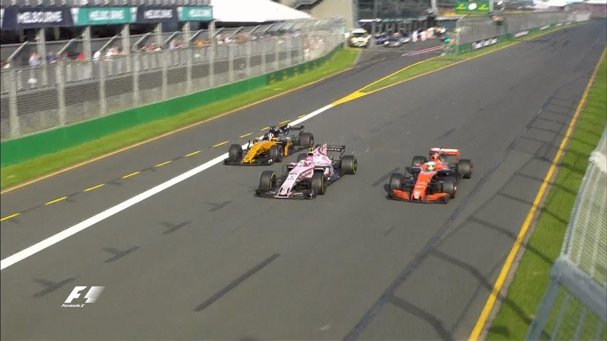 Best F1 Overtakes