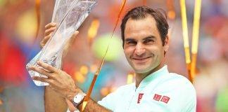 Roger Federer, Miami Open 2019 champion