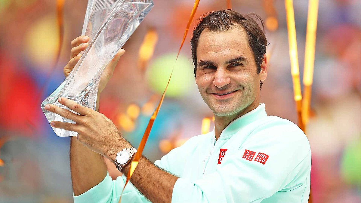 Roger Federer, Miami Open 2019 champion