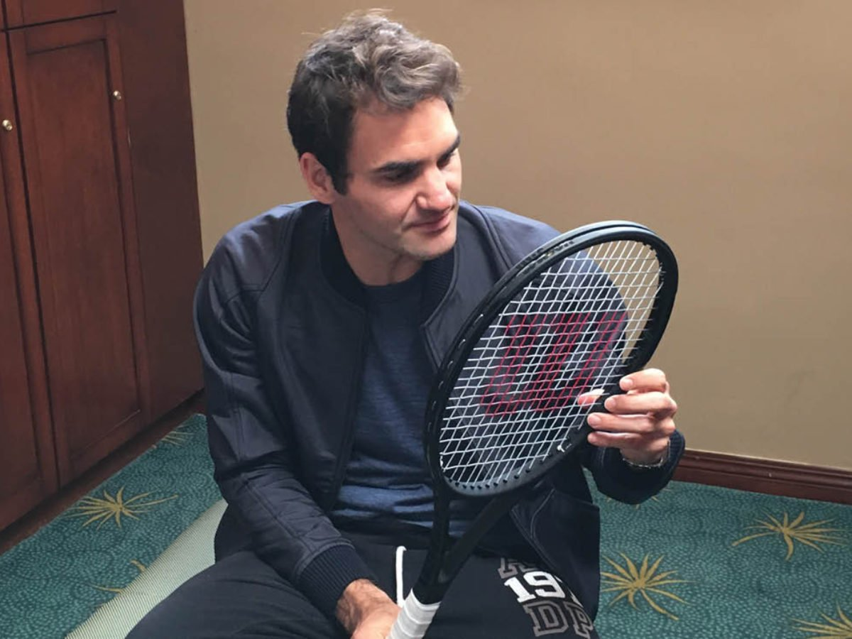 Federer Nadal And Djokovic Racquets And Tensions Essentiallysports