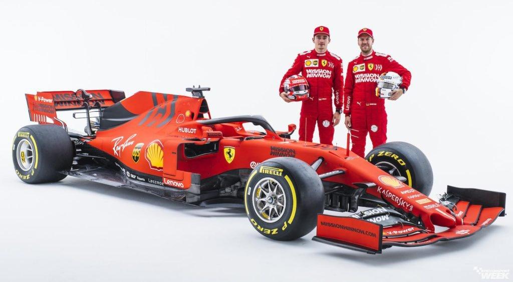 German Publication Claims Unimpressive 2020 Ferrari F1 Car Has Serious Design Flaws Essentiallysports