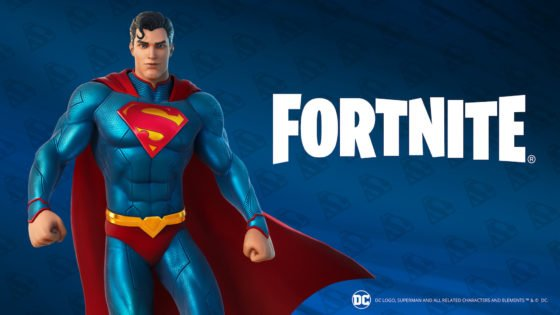 Fortnite Superman Challenges: Glide Through Rings as Clark Kent Locations