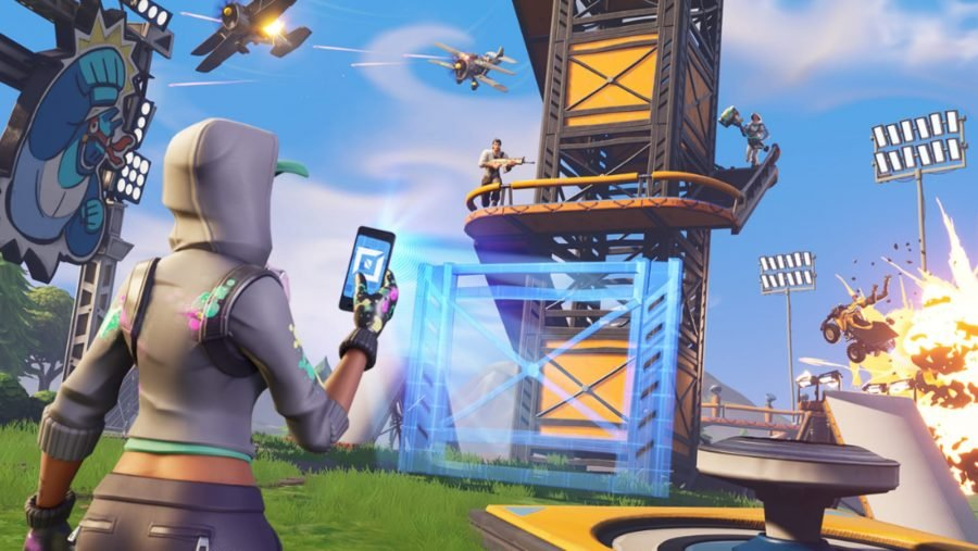 Fortnite Season 5 Glitch Hands Out Unlimited Xp To The Players Essentiallysports 5 new fortnite glitches (xp glitch, free wrap & more!) there is a fortnite glitch on nintendo switch where the physics engine for switch is kind of bugged i hope epic fixes this. fortnite season 5 glitch hands out