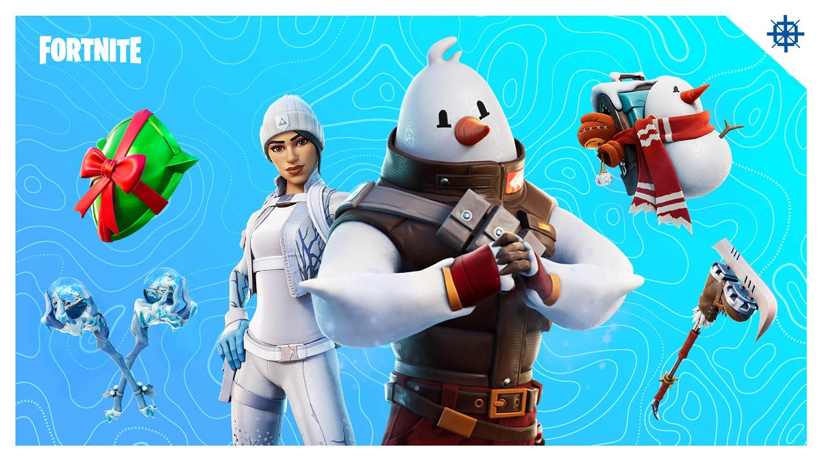How To Dance Under The Fortnite Christmas Trees And Where To Find Them Essentiallysports You can also upload and share your favorite christmas fortnite wallpapers. fortnite christmas trees