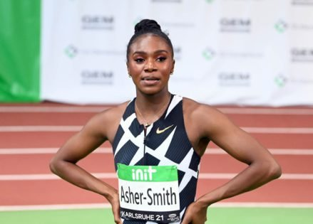 'It's Like People Don't See You'- Dina Asher-Smith Talks About Athletes Getting Criticized for Standing Against Social Issues