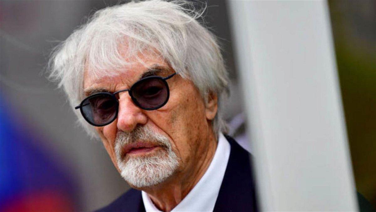 Liberty Media: Bernie Ecclestone to Blame for F1 Calendar Issues ...