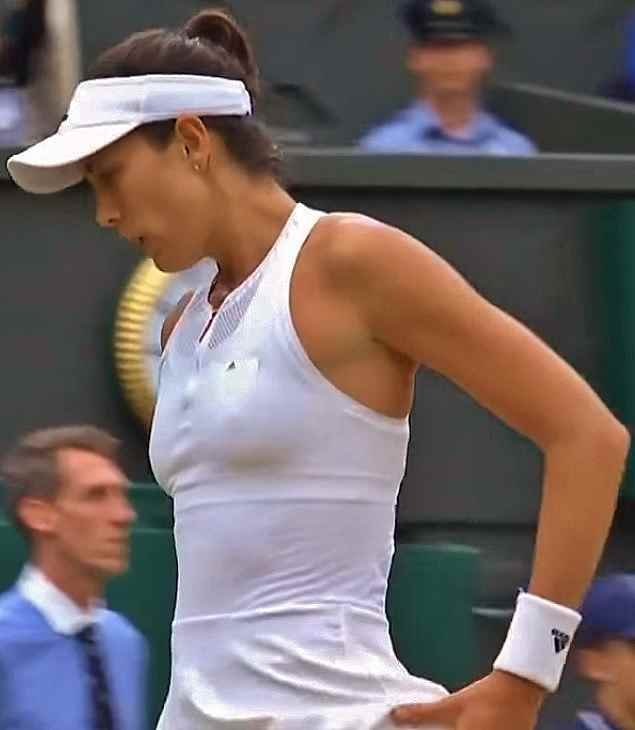 Muguruza out of San Jose WTA with arm injury