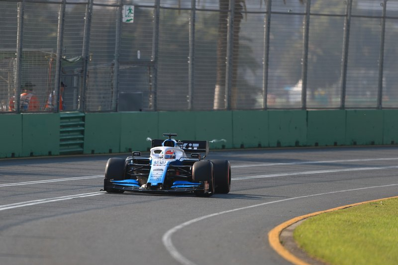 Williams F1 Staying Positive Amidst Woefully Slow Car