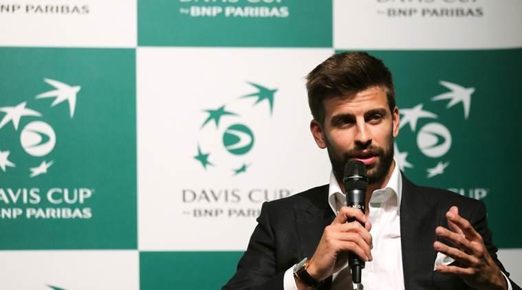 Gerard Pique on Davis Cup