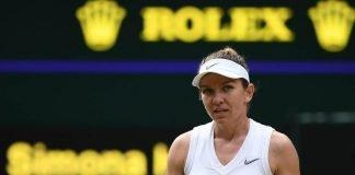 Simona Halep Serena Williams