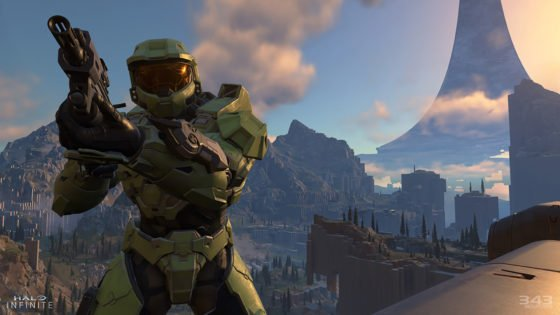 Halo: Infinite Might Just Be Playable on Valve's Steam Deck