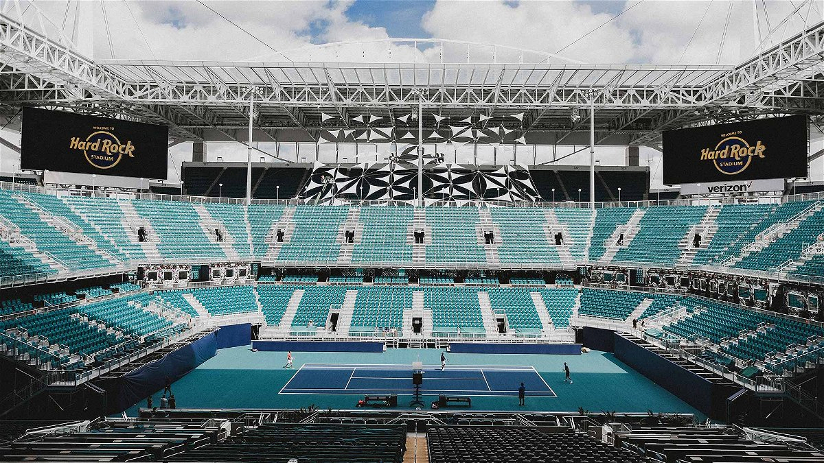 Miami Open 2019, Hard Rock Stadium