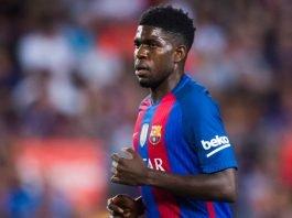 Samuel Umtiti is not going anywhere, says Barcelona president Bartomeu