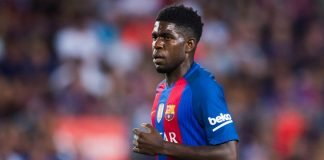 Samuel Umtiti is not going anywhere, says Barcelona president Bartomeu