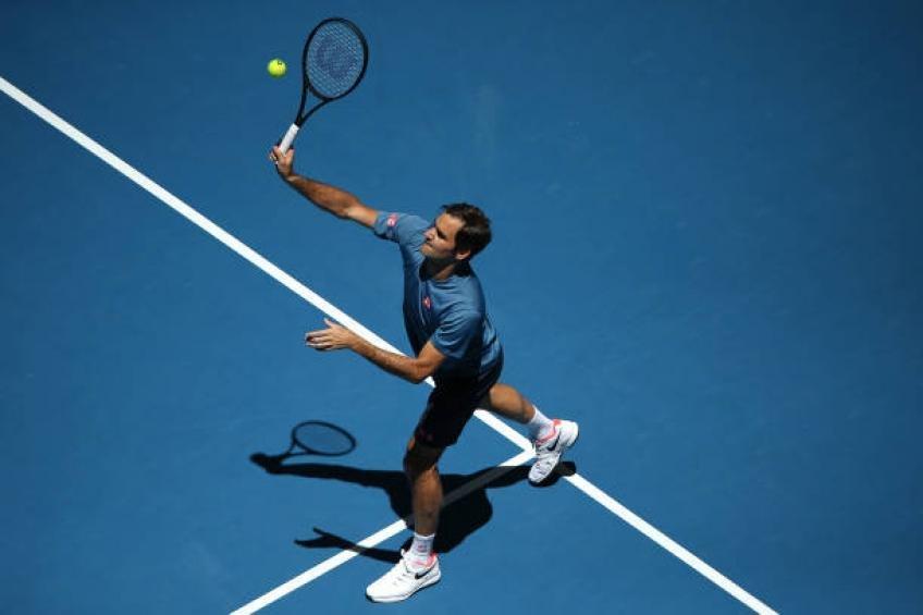 Australian Open 2019, Roger Federer