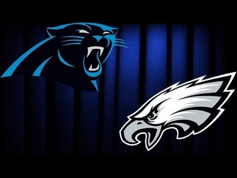 Carolina Panthers vs Philadelphia Eagles