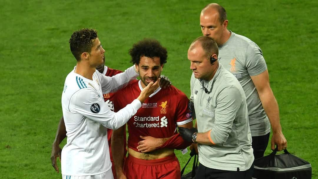 Ronaldo says Salah can win the Ballon D'or soon
